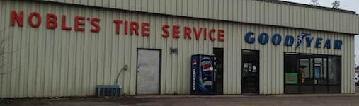 Nobles Tire Service – Barron
